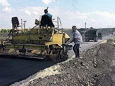 Начались  работы по восстановлению села Харсеной
