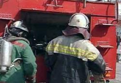 В селе Кулары ликвидирован пожар