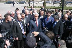 В.Васильев: «Наибольшее сокращение террористической активности отмечается в Чеченской Республике»