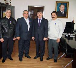 Братья Ачичаевы  награждены Советом профсоюзов ЧР