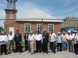 Рамзан Кадыров сделал подарки представителям татарской национально-культурной автономии