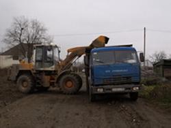 Фонд имени А. Кадырова восстанавливает село Гойское