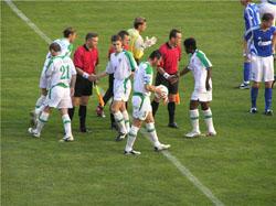 Рамзан Кадыров поздравил молодежный состав «Терека» с победой