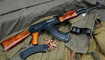 Житель села Шалажи добровольно сдал оружие