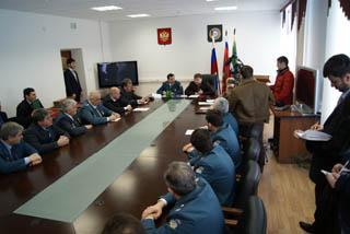 Юбилей  воссоздания налоговой службы  в Чеченской Республике