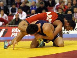 Спортсмены ЧР примут участие в международном турнире по вольной борьбе