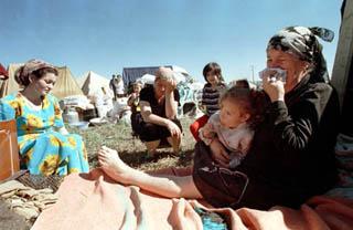 Все чеченские беженцы вернулись из российских регионов в родную республику