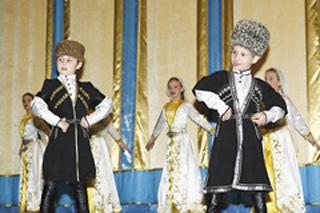 Государственный детский ансамбль «Даймохк» готовится к юбилейному концерту