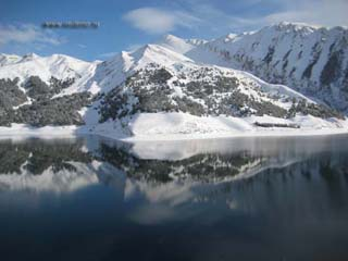 По дороге к жемчужине Кавказа