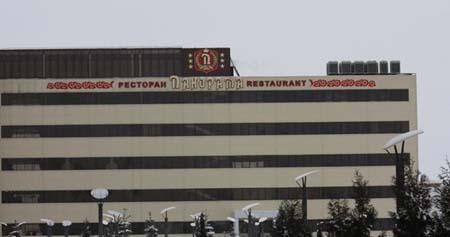 В ТРК «Грозный-Сити» прошли национальные гуляния