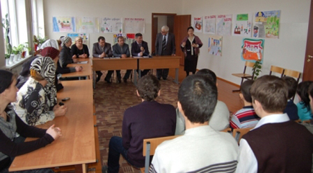 Избирком ЧР подвел итоги конкурса детского рисунка