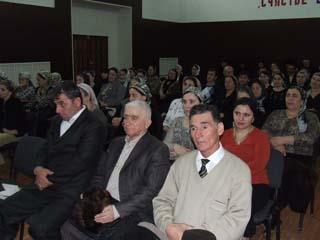 Писатели республики встретились с молодежью Курчалоевского района