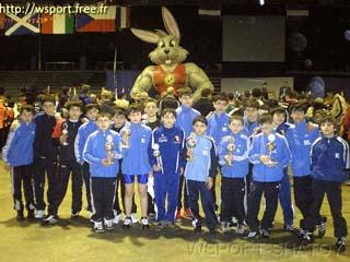 Вайнахские спортсмены на турнире в Голландии