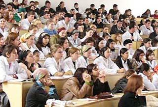 В Чеченской Республике проводится отбор студентов на учебу в Германию