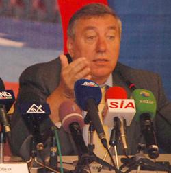 Рафаэль Мартинетти: В Чеченской Республике необходимо построить Центр олимпийской подготовки