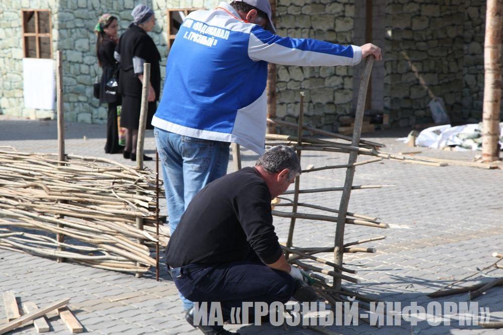 День молодежи в  Чеченской Республики отметили с размахом