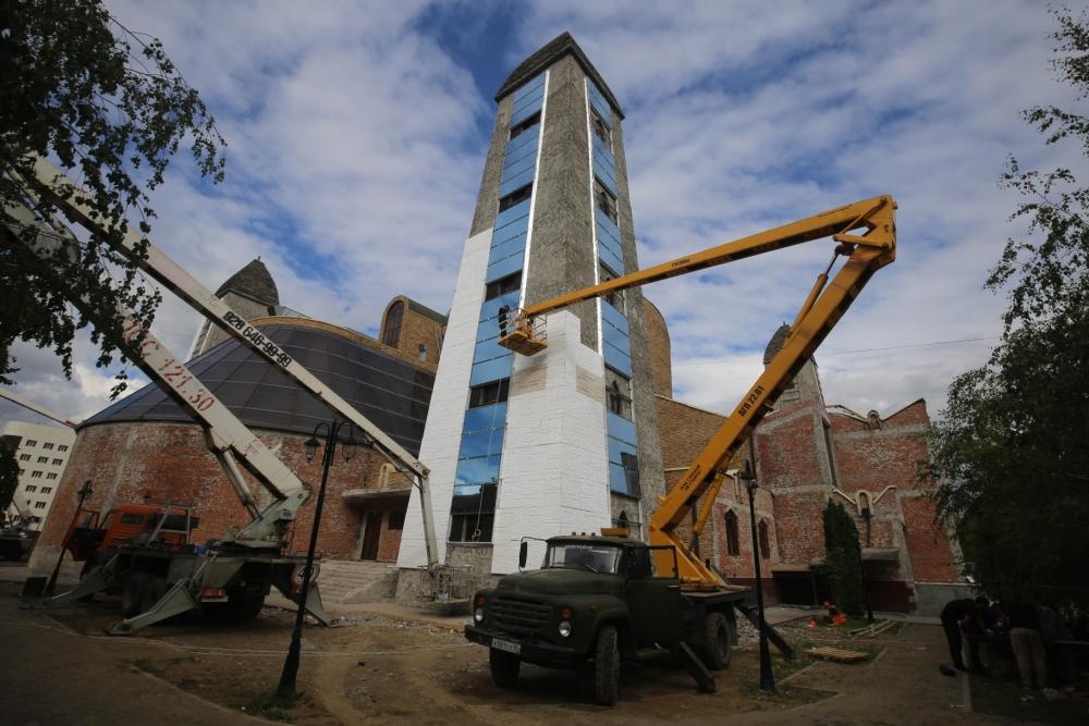 ЧЕЧНЯ. В Грозном идет масштабная реконструкция Национального музея ЧР (фото)