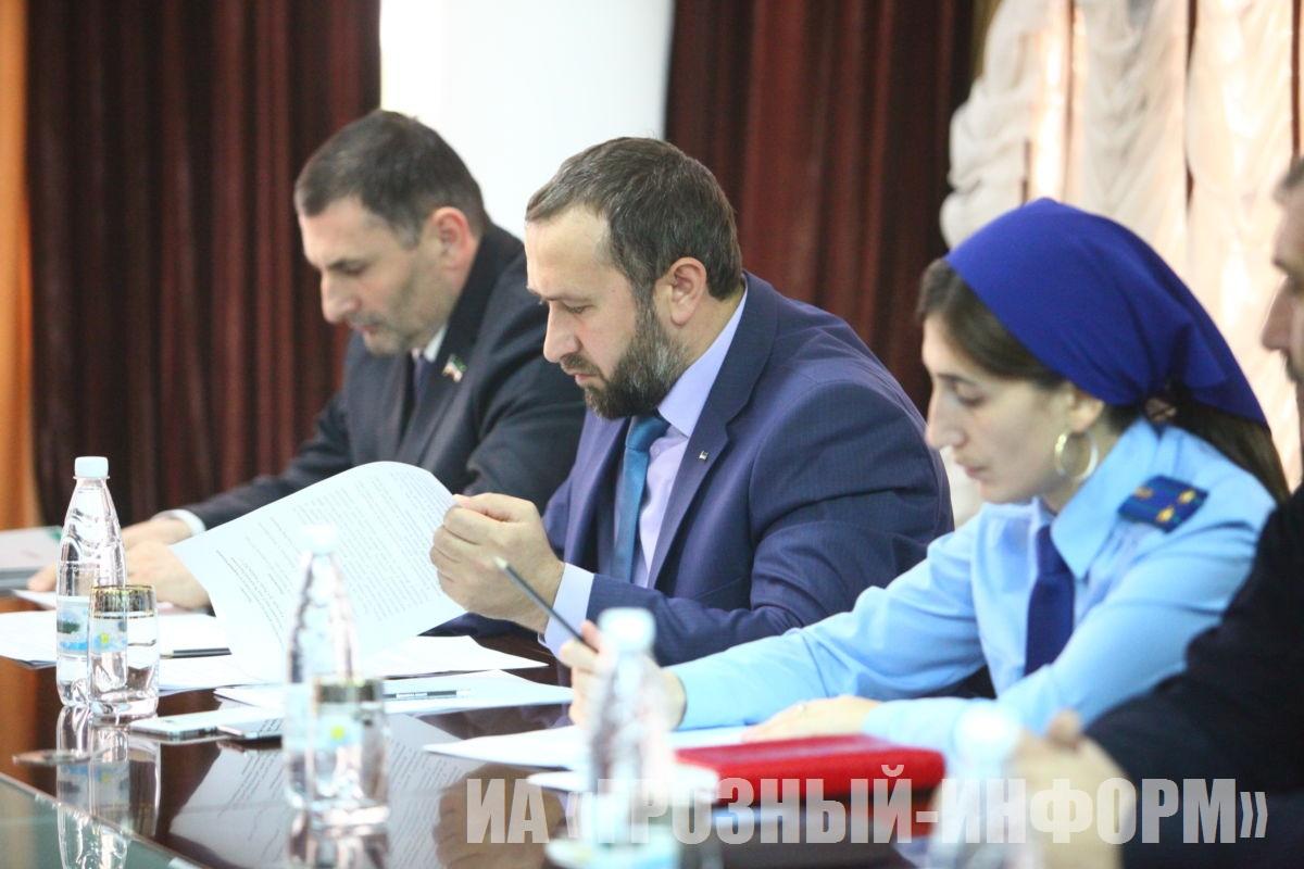В Миннаце ЧР прошло заседание Совета по межнациональным отношениям при Главе ЧР