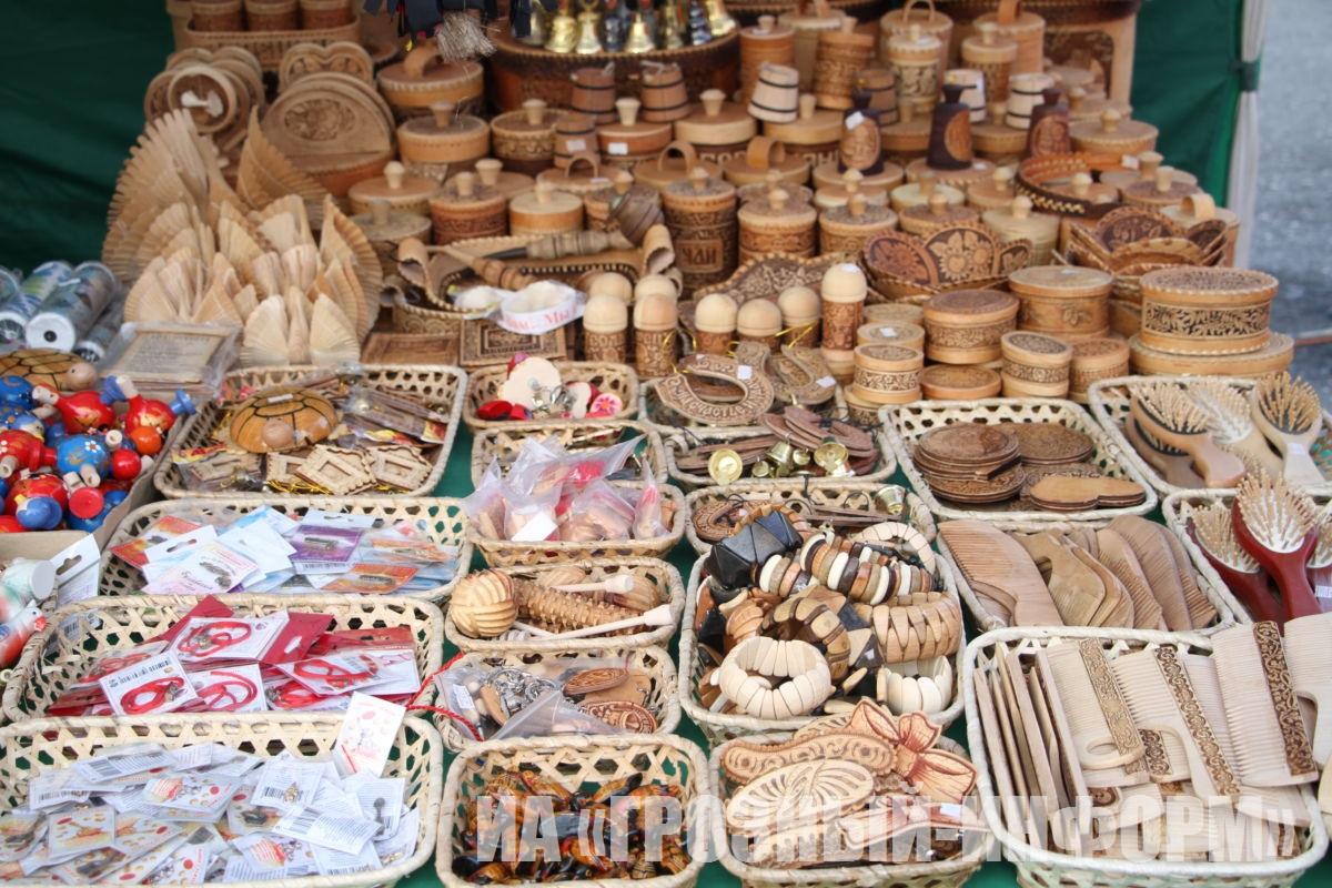 В Грозном открылась выставка-ярмарка белорусских производителей