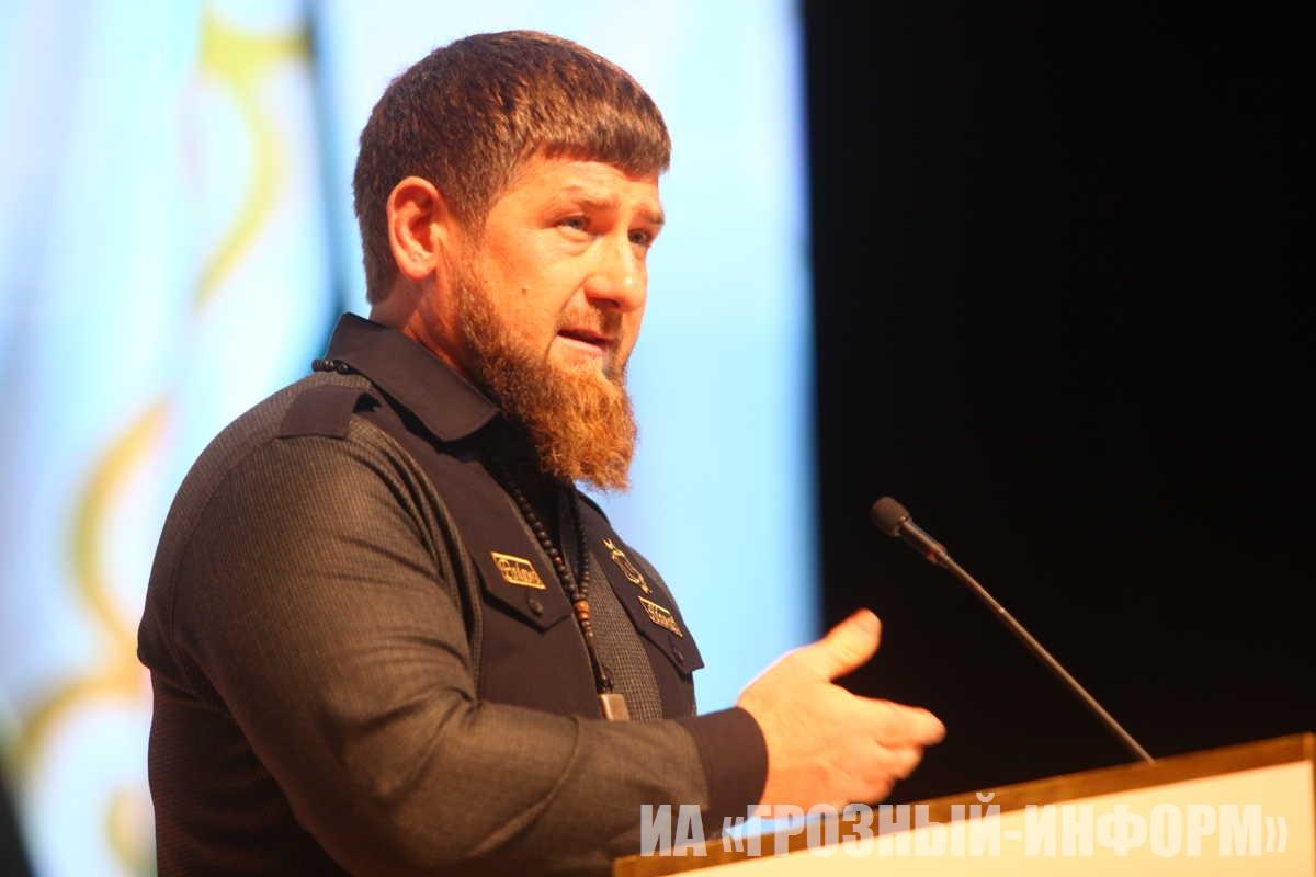 Международный форум «Ахмат-Хаджи Кадыров – основатель государственности современной Чеченской Республики», посвященный 15-летию проведения Съезда народов ЧР