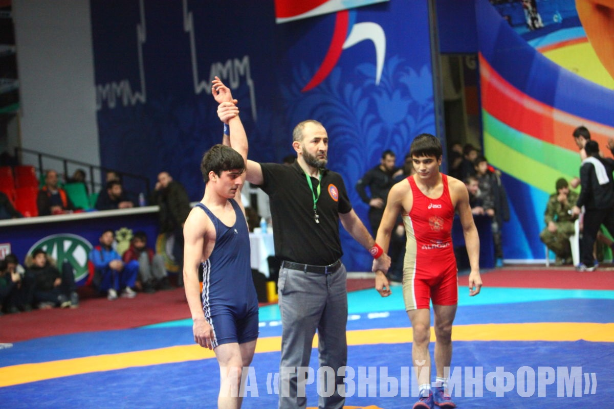 Всероссийский турнир по вольной борьбе памяти Адлана Вараева