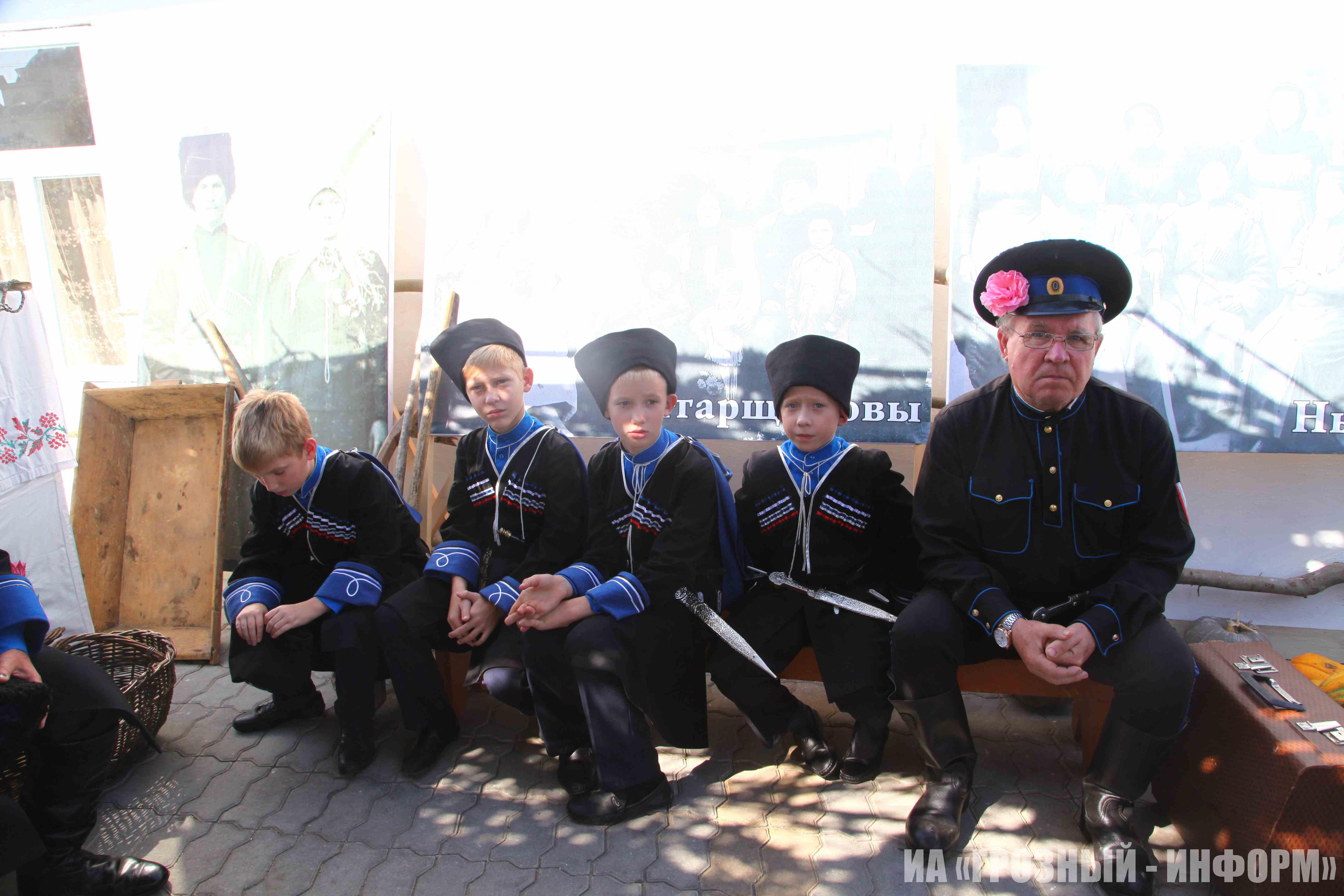 Городу Грозному исполнилось 198 лет
