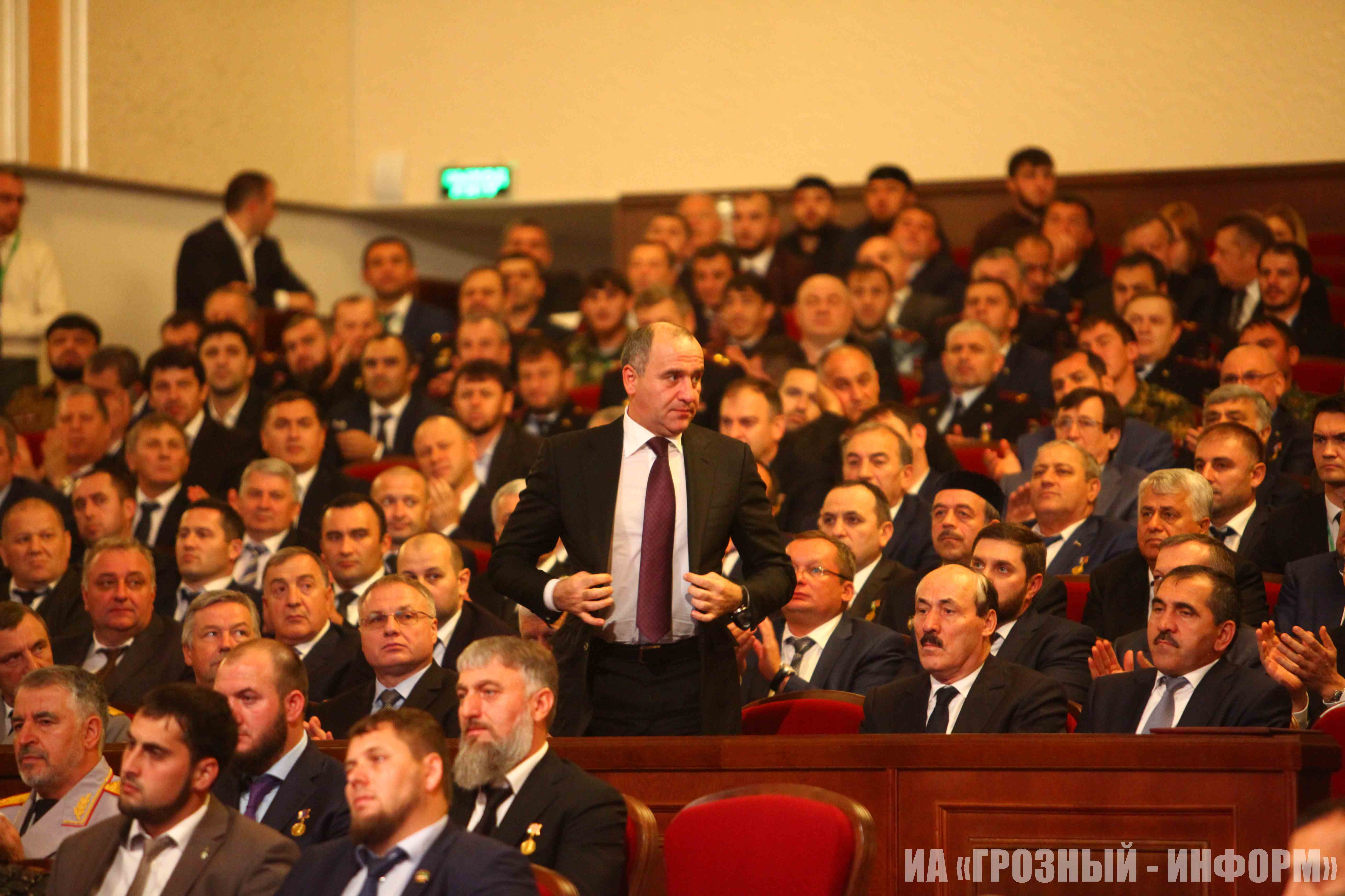 В Грозном прошла инаугурация Главы ЧР Рамзана Кадырова