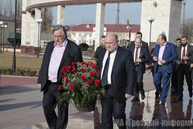 Изборский клуб в Чеченской Республике