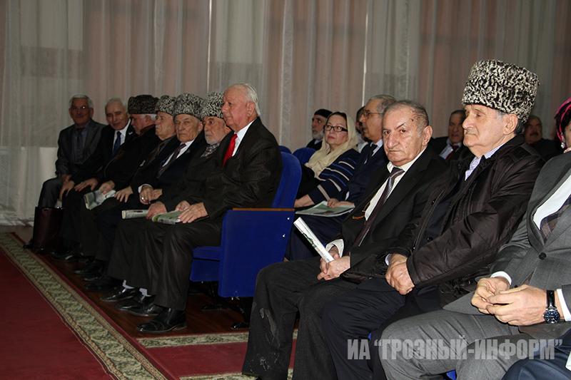 Чечня готовится к юбилею выдающегося классика чеченской литературы