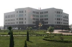 Новое здание правительства в Чечне с сайта grozny-inform.ru