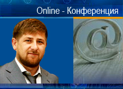 Рамзан кадыров выступил в прямом эфире на матч тв