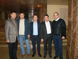 Ассоциация малого бизнеса Чечни стала лауреатом конкурса «Лучший предприниматель-2011»