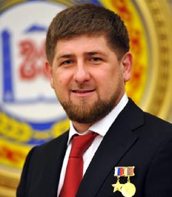 фото кадырова р.а.