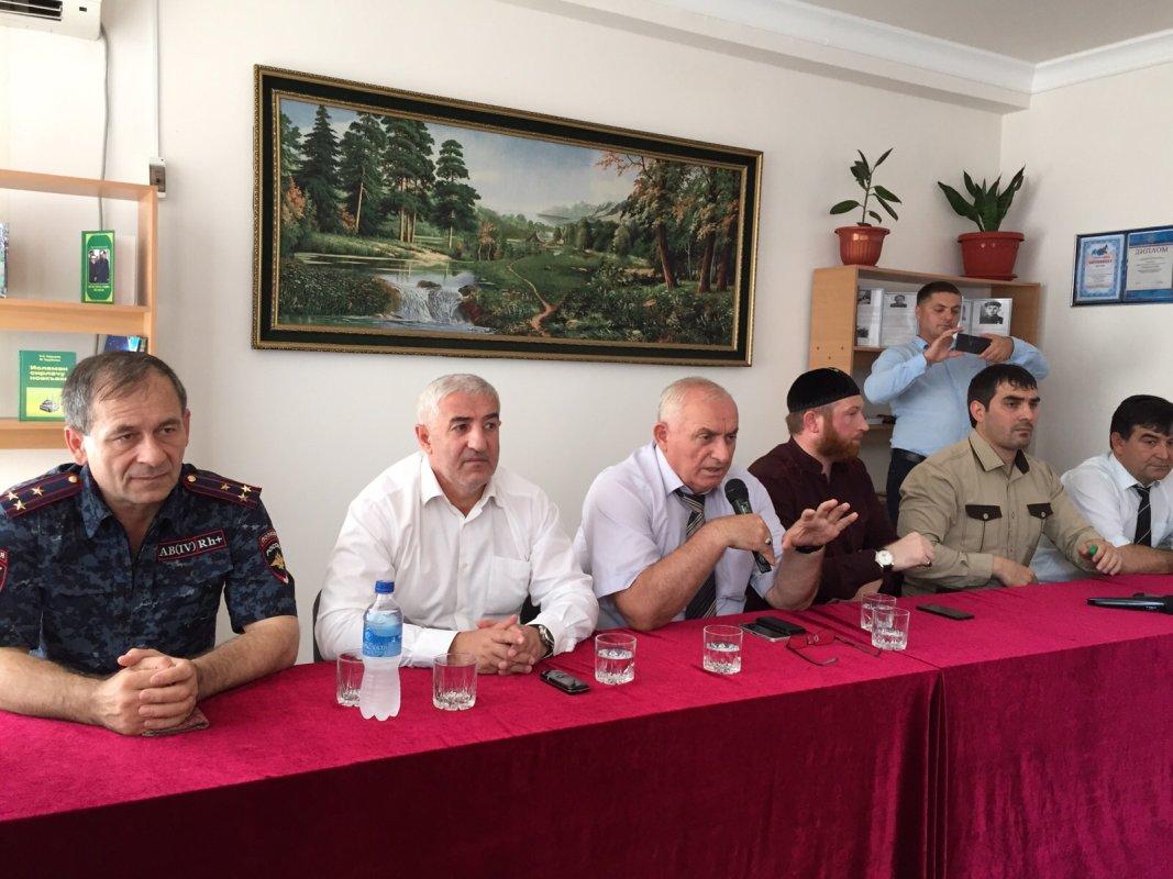 Депутаты Парламента ЧР знают о проблемах населения