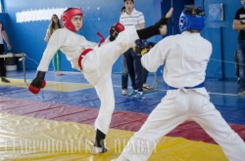 Чеченские рукопашники стали вторыми в СКФО