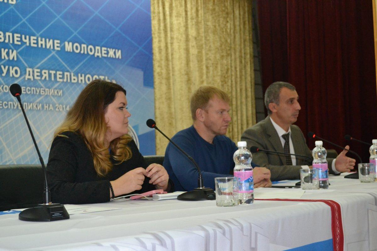 В Грозном проходит обучение будущих предпринимателей