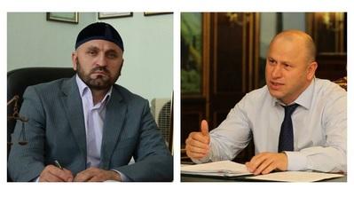Благодарность от Главы Чечни получили руководитель минпрома ЧР Галас Таймасханов и адвокат Саид-Магомед Чапанов