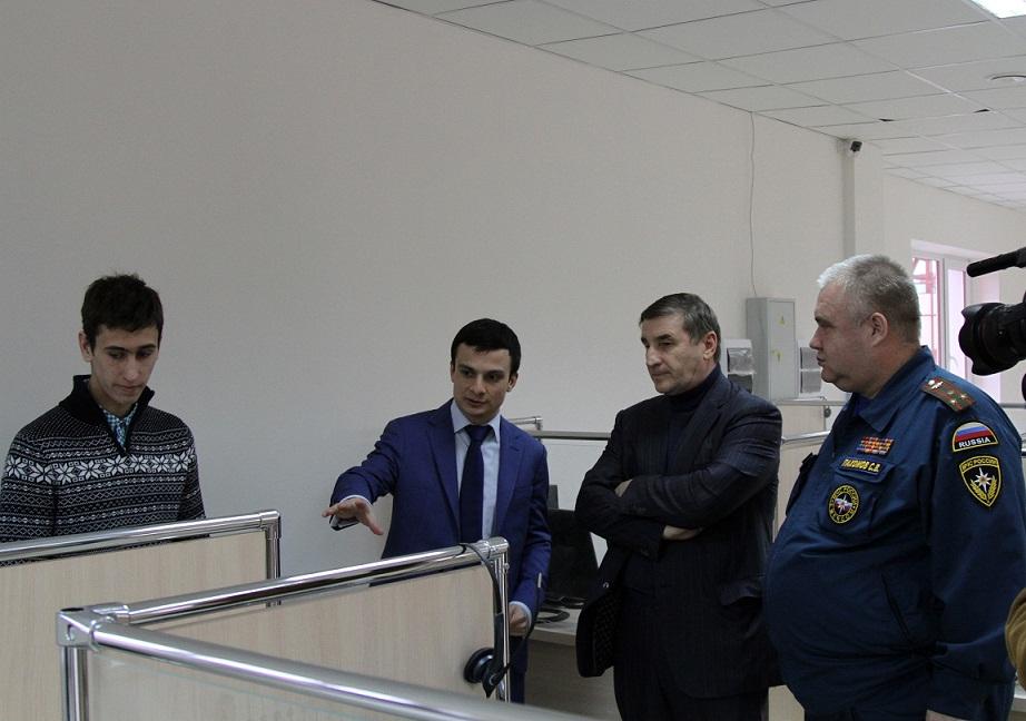 В Грозном введен в опытную эксплуатацию центр обработки вызовов «Системы-112»