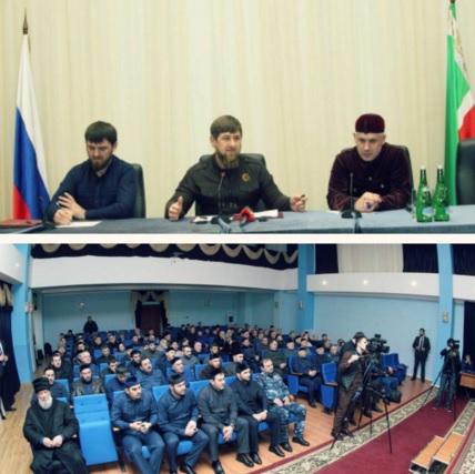 Рамзан Кадыров: Грозный - город, которым мы гордимся, город который завтра будет лучше, чем сегодня