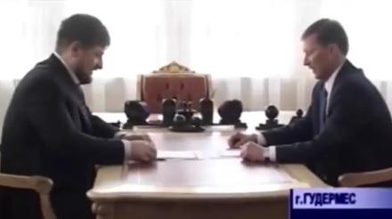Рамзан Кадыров поздравил Сергея Иванова с днем рождения