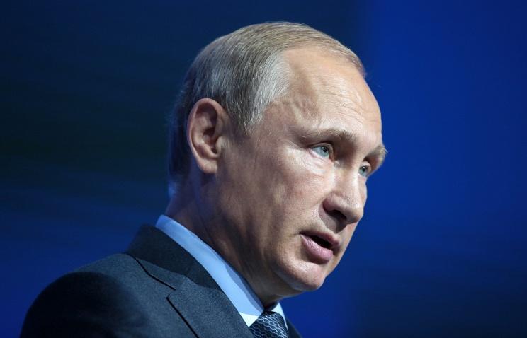 Путин оконфликте наДонбассе: стабилизация ситуации зависит отвыполнения минских договоров