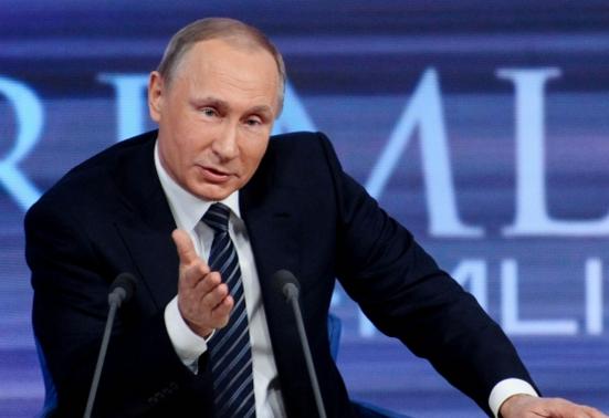 Задать вопрос Путину сейчас можно через «личку» «ВКонтакте»