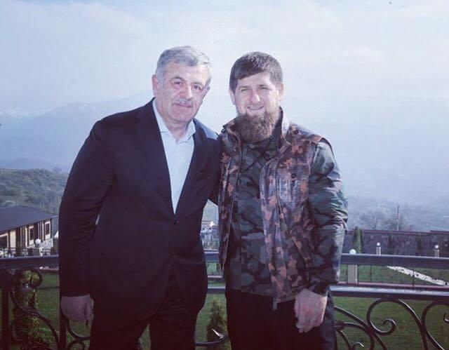 Руководитель Верховного суда Чечни ушел вотставку после критики Кадырова