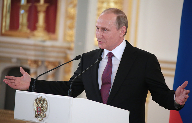 Отсутствие русских спортсменов наОлимпиаде понизит накал борьбы— Путин