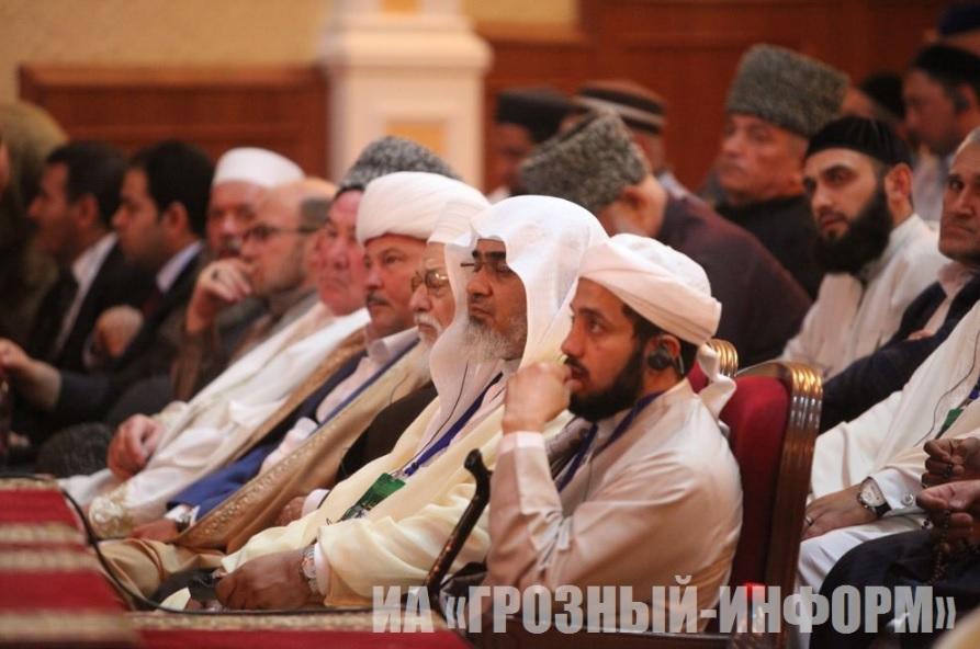 Всемирная исламская конференция стартует вГрозном