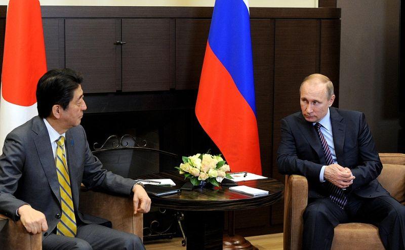 Япония будет вкладываться в Российскую Федерацию, вне зависимости отрешения вопроса Курил