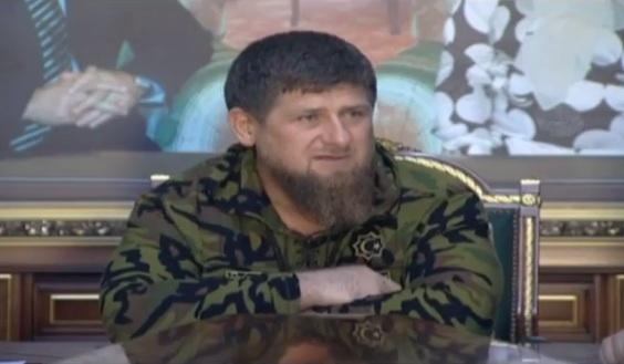 Кадыров объявил режимЧС вЧечне