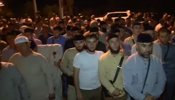 Паломники изТатарстана воглаве смуфтием Татарстана уходят вхадж