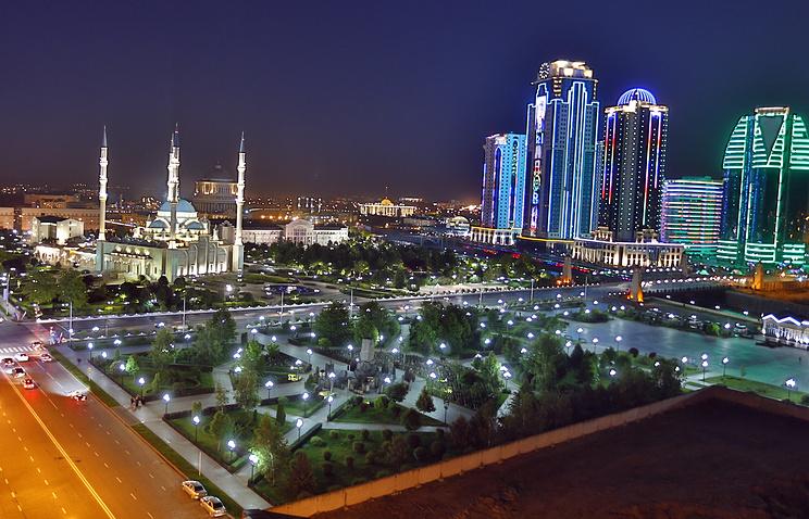 Столица Чечни получит кюбилею 270 млн руб.