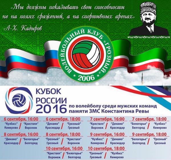 Волейбольный клуб «Кузбасс» проиграл «Белогорью» врамках Кубка РФ